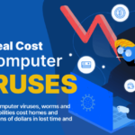 What is the Real Cost of Computer Viruses? [Infographic]