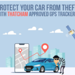 UK Vehicle Theft & Recovery Statistics with Thatcham GPS Trackers