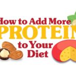 Infographic: How to Add More Protein to Your Diet