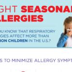 Fight seasonal allergies in kids