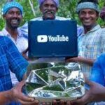 Village Cooking Channel' receives diamond play button from YouTube for crossing 10 Million Subscribers